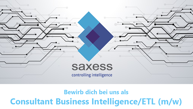 Stellenanzeige Job Consultant Business Intelligence in Leipzig