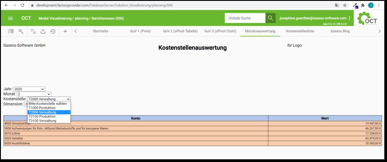 OCT Standardauswertung_Report